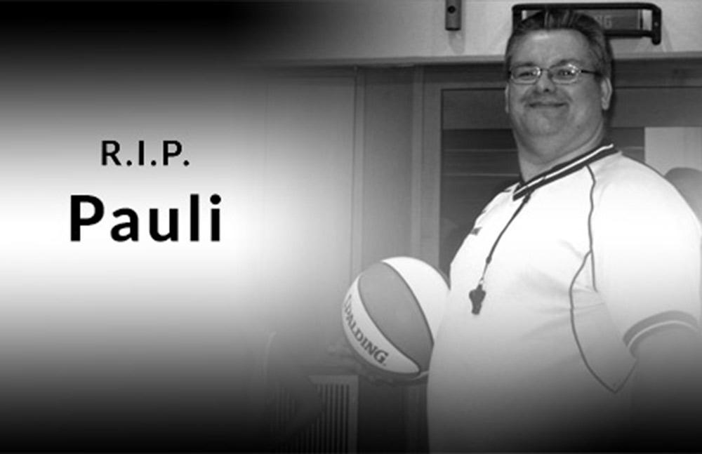 Der steirische Basketball und wir vom UBSC Raiffeisen Graz betrauern das Ableben von Paul Schrottenbacher