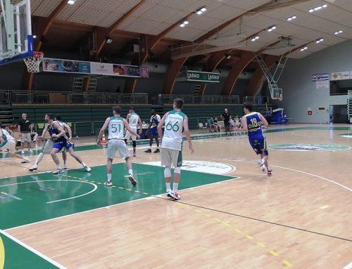 UBSC Raiffeisen Graz schlägt den slowenischen  Erstligisten Lasko knapp