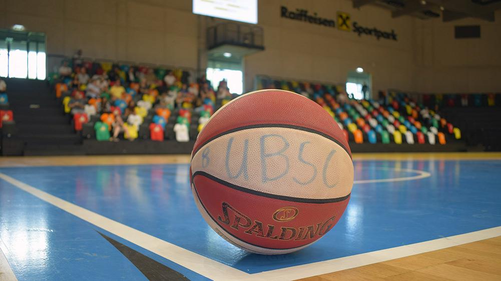 UBSC Raiffeisen Graz muss zum Saisonauftakt nach Fürstenfeld ausweichen